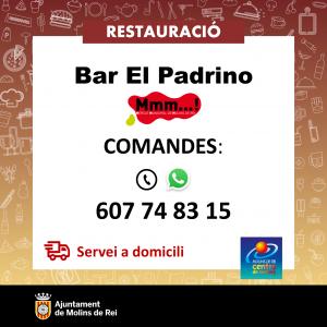 fitxa-Bar El Padrino
